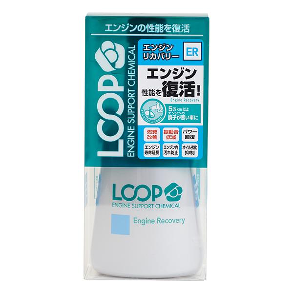 オイル添加剤 LOOPエンジンリカバリー