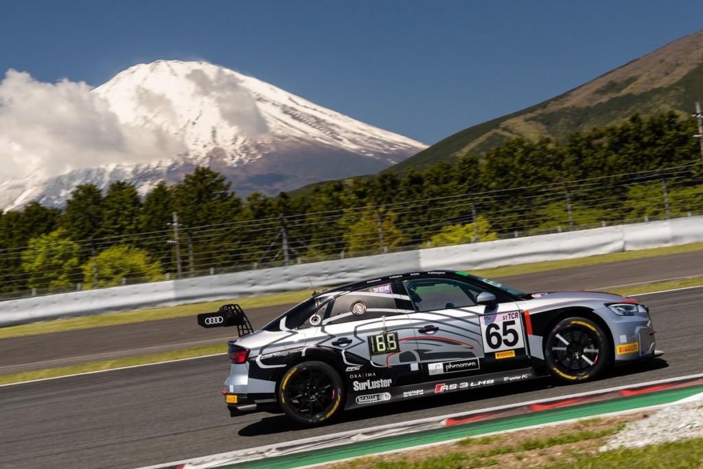 Audi team Mars,スーパー耐久,S耐,ゼロフィニッシュ