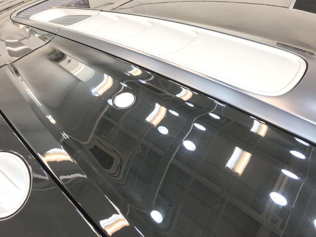 シュアラスターラボ|コーティング施工実績|Audi|R8 Spyder