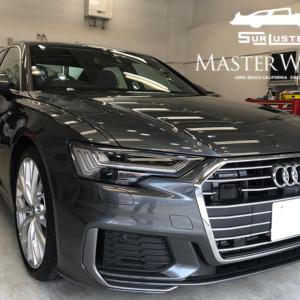 マスターワークス ロータスシールド|Audi|A6