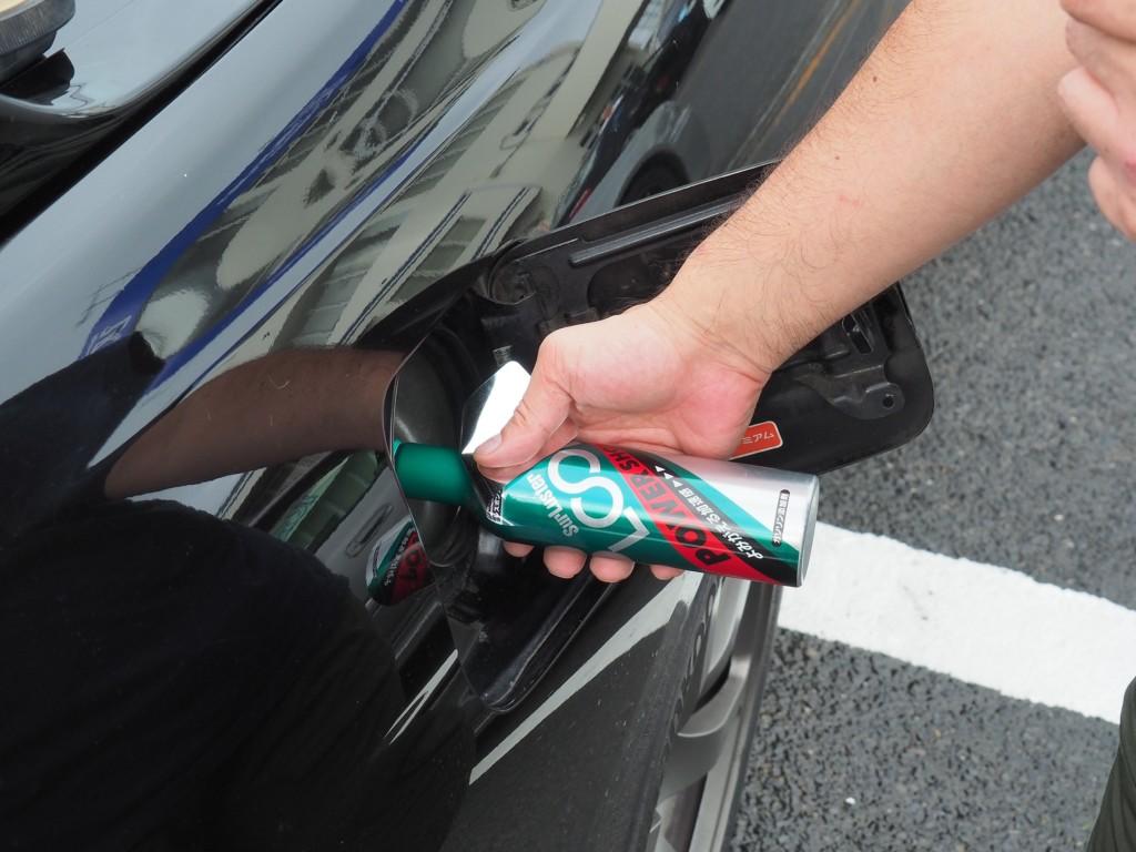 シュアラスター|ガソリン|添加剤|LOOP|ループ|パワーショット|効果|パワーアップ|タイムアップ|トルクアップ|筑波|サーキット