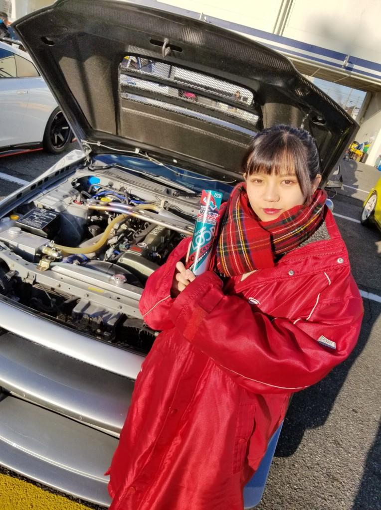 シュアラスター|SurLuster|ガソリン|添加剤|LOOP|パワーショット|SWATレーシング|走行会|モニター|筑波サーキット|奥田千尋