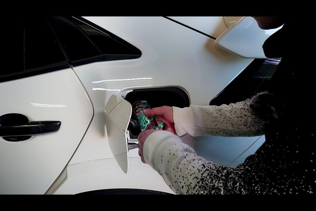 シュアラスター|SurLuster|ガソリン|添加剤|LOOP|パワーショット|FK8|シビック|CIVIC|ホンダ|HONDA|ウチダカーワールド|ダイナパック|パワーチェック