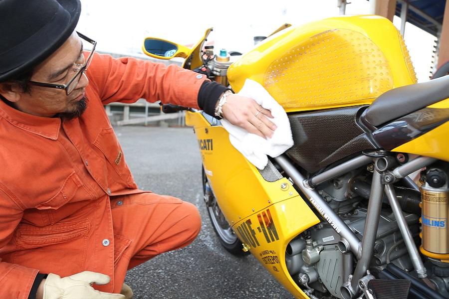ducati|ducati748|バイク|シュアラスター|スタッドマフィン