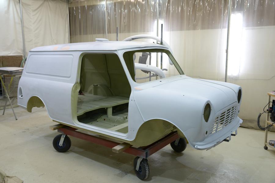 シュアラスター|surluster|classicar|クラシックカー|クラシックミニ|classicmini|mini|minivan