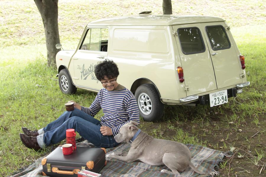 シュアラスター|surluster|classicar|クラシックカー|クラシックミニ|classicmini|mini|minivan|ドライブ|旅行|ピクニック|キャンプ