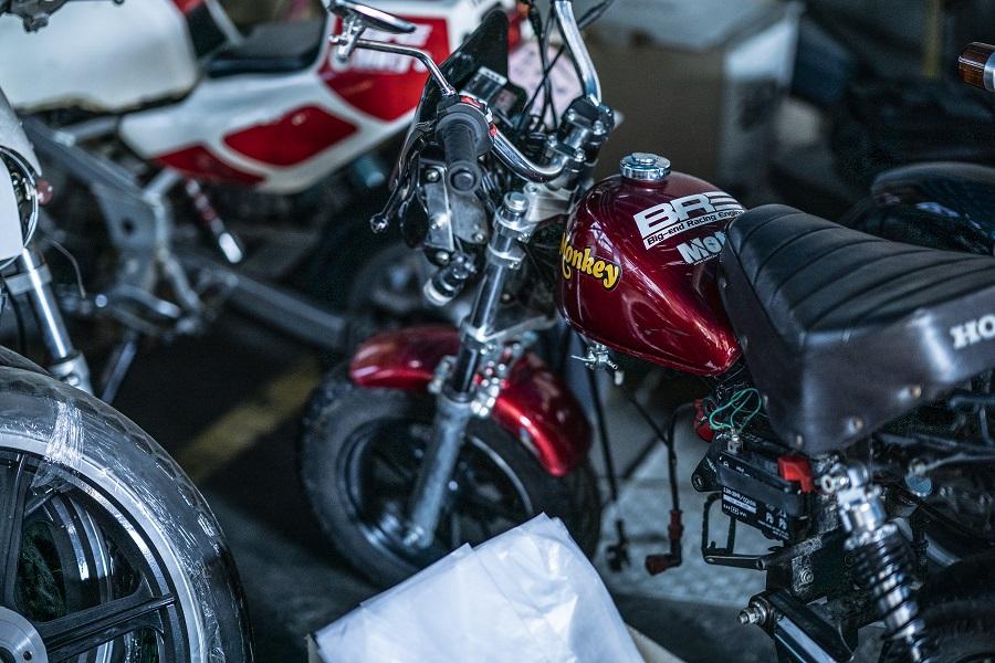 シュアラスター|ゼロフィニッシュ|モンキー|バイク