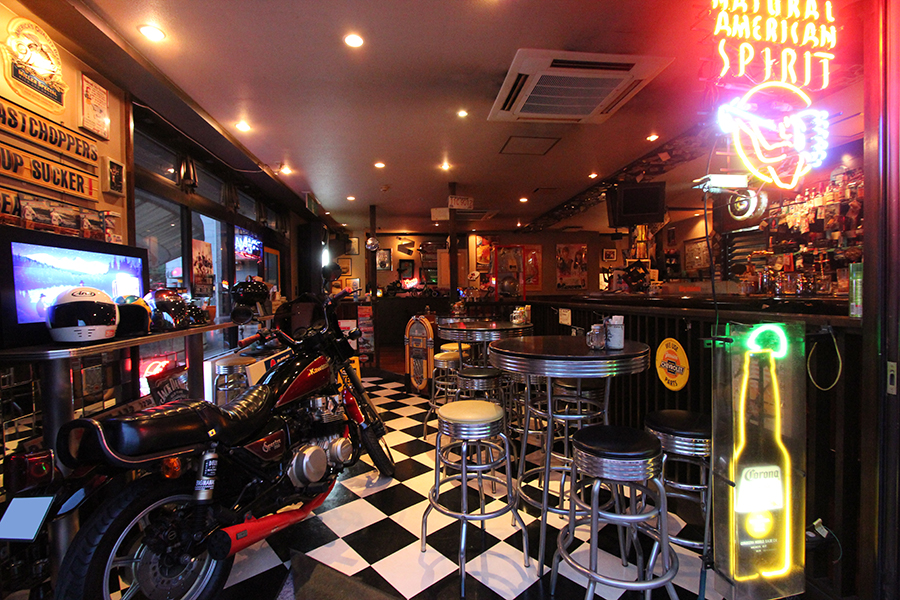 surluster|シュアラスター|ゼロフィニッシュ|ビッグママカフェ|横浜市|アメリカンダイナー