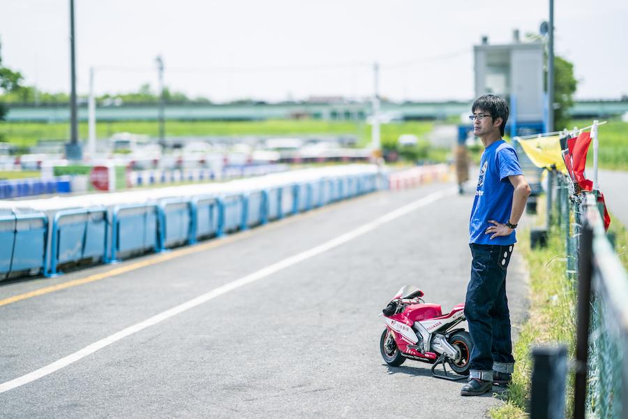 シュアラスター|ゼロフィニッシュ|74daijiro|サーキット|サーキット秋ヶ瀬|ポケバイ|ミニバイク