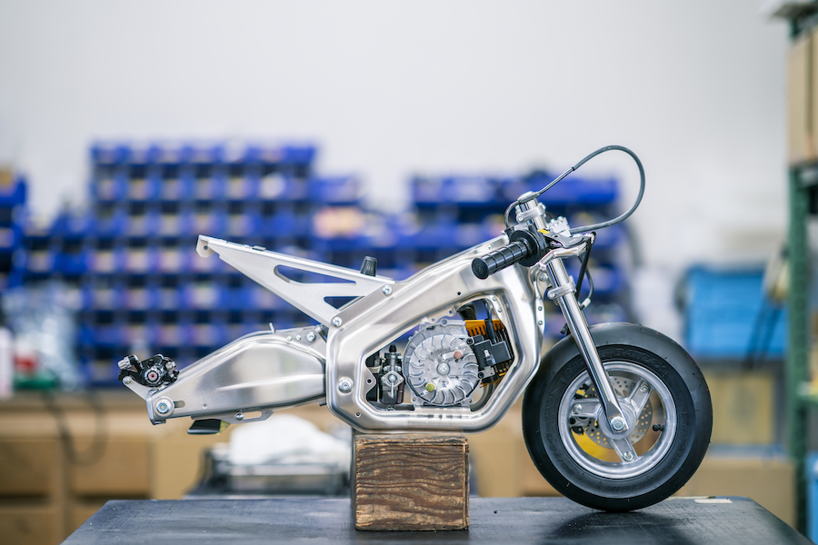 シュアラスター|ゼロフィニッシュ|74daijiro|ポケバイ|ミニバイク|開発|レーシングマシン