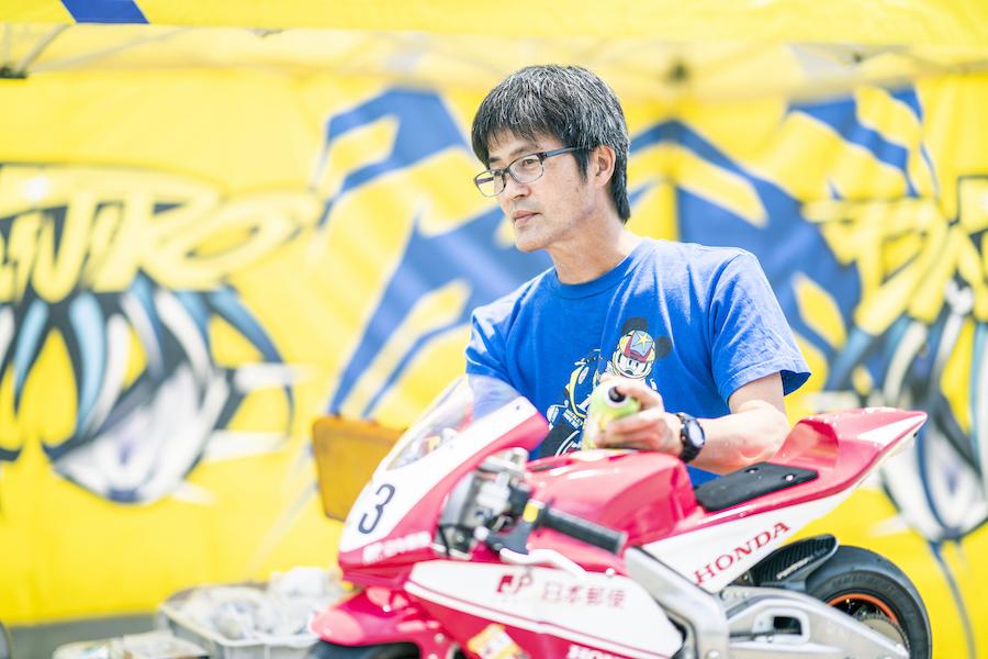 シュアラスター|ゼロフィニッシュ|74daijiro|ポケバイ|ミニバイク|開発|レーシングマシン|加藤大治郎