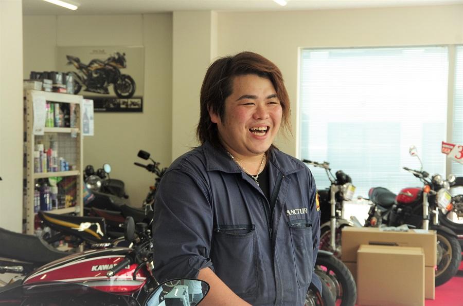 シュアラスター|surluster|ゼロフィニッシュ|ACサンクチュアリー|千葉県柏市|カスタムバイク