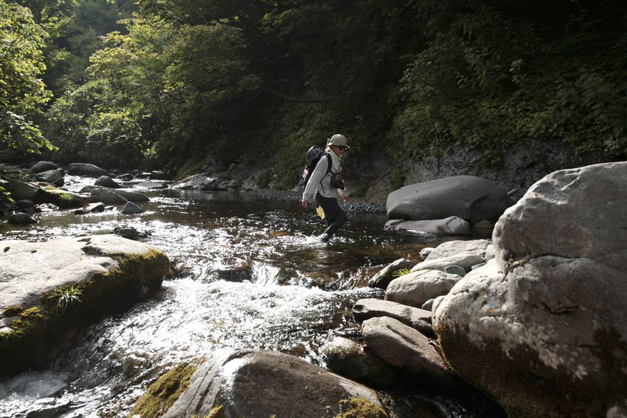 アウトドア|渓流釣り|マウンテンバイク|MTB|釣り|フライフィッシング|山ガール|釣りガール|道具|渓流|