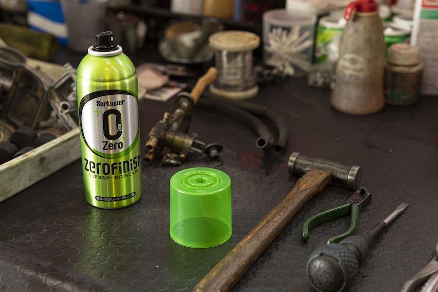 シュアラスター|surluster|ゼロフィニッシュ|qualityworks|クオリティーワークス|バイクカスタム|チューニング|