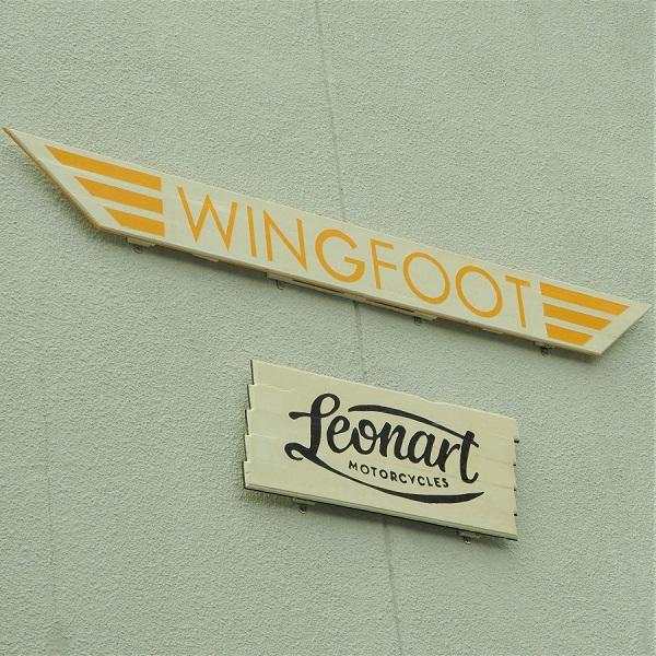 シュアラスター|surluster|ゼロフィニッシュ|ウイングフット|wingfoot|leonart|レオンアート|レオンアートモータース|原付二種|125cc|