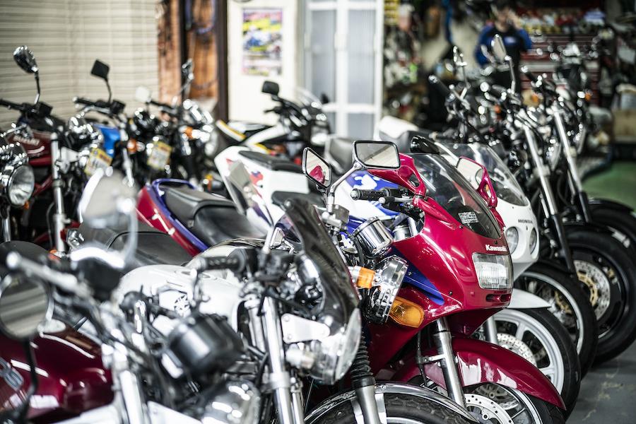 シュアラスター|ゼロフィニッシュ|surluster|バイク屋|カスタム|レッドモーター|redmotor|ドラッグレース|