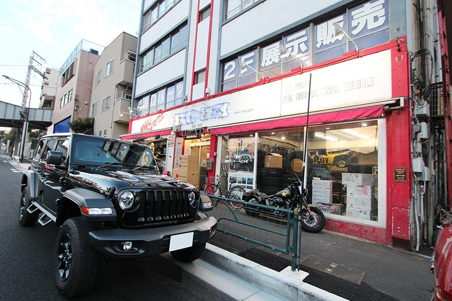 シュアラスター|ゼロフィニッシュ|surluster|輪栄|rinei|東京都大田区|jeep|四駆