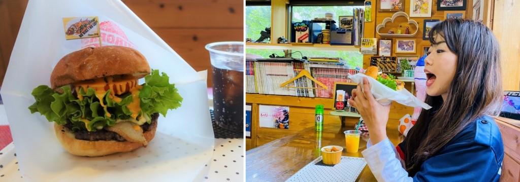 シュアラスター|ゼロフィニッシュ|千葉県夷隅郡大多喜町|ライダーズカフェ|クラブビッグワン|ハンバーガー
