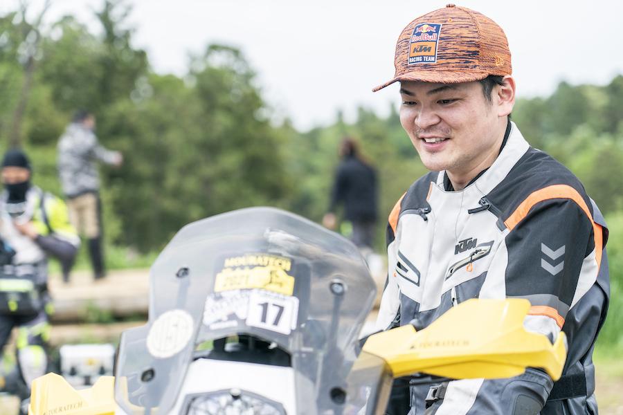 成田MXパーク|千葉県|オフロードバイク|ビッグバイク|ビッグアドベンチャーバイク|コメント2
