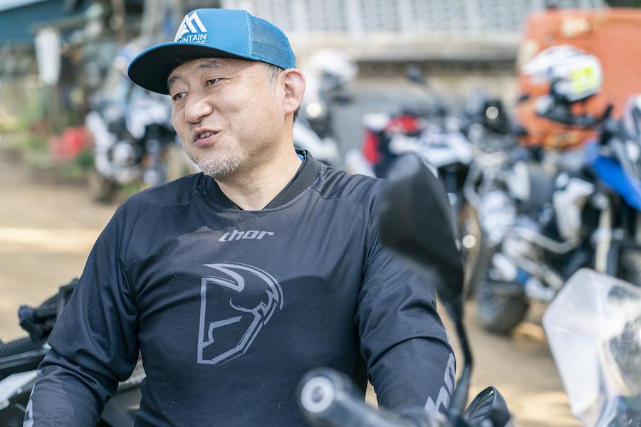 成田MXパーク|千葉県|オフロードバイク|ビッグバイク|ビッグアドベンチャーバイク|コメント5