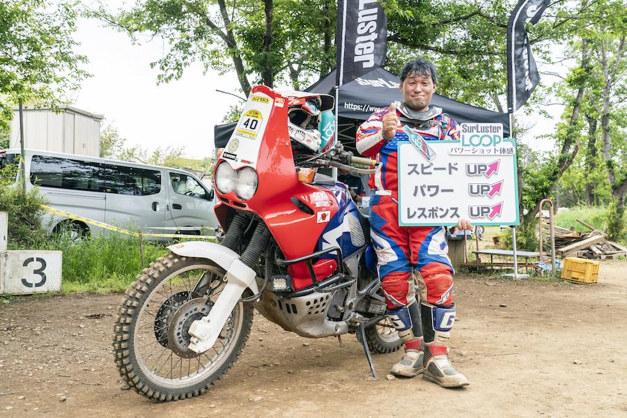 成田MXパーク|千葉県|オフロードバイク|ビッグバイク|ビッグアドベンチャーバイク|コメント8