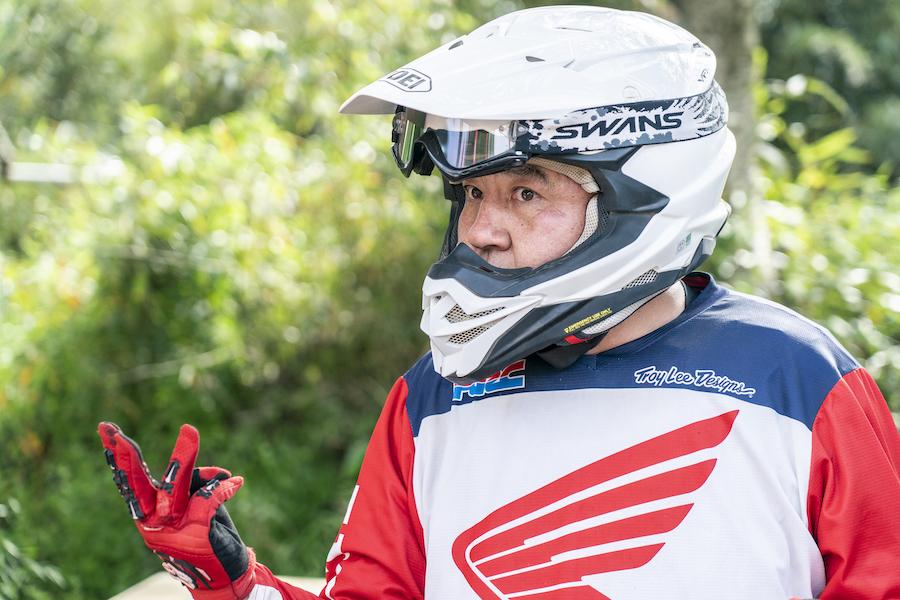 成田MXパーク|千葉県|オフロードバイク|ビッグバイク|ビッグアドベンチャーバイク|コメント9