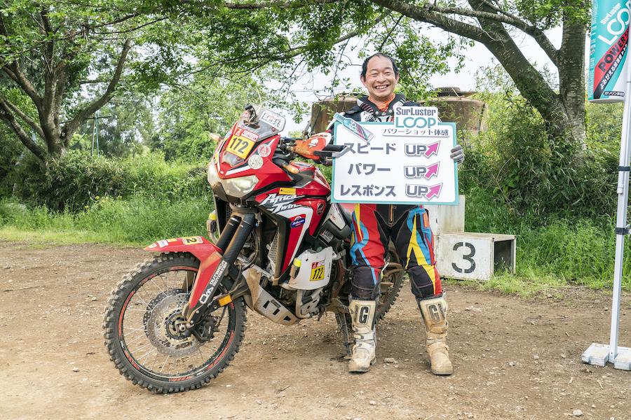 成田MXパーク|千葉県|オフロードバイク|ビッグバイク|ビッグアドベンチャーバイク|コメント10