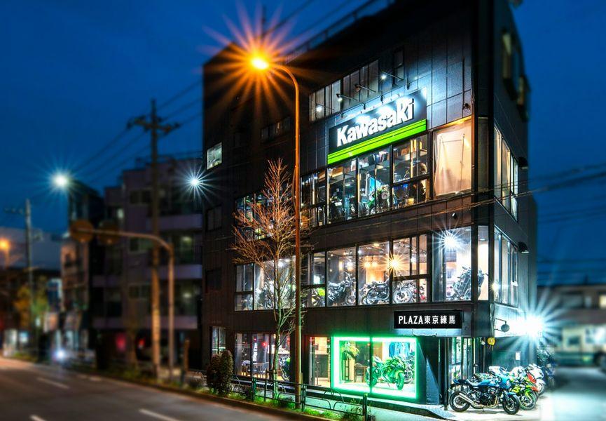 Kawasaki|カワサキプラザ東京練馬|店頭